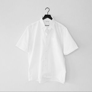Dior White Shirt Sz 17 1/2